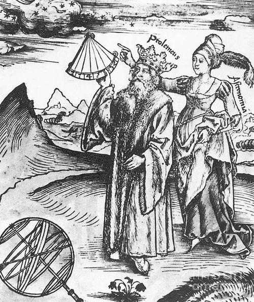 Tolomeo-guidato-dalla-musa-dellastronomia Astronomia