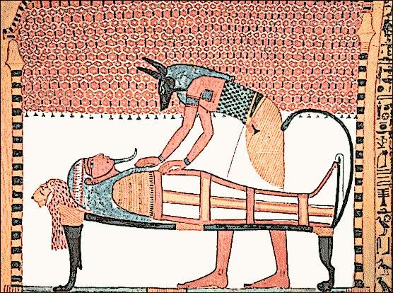 anubi-vicino-mummia Il sorriso della cripta