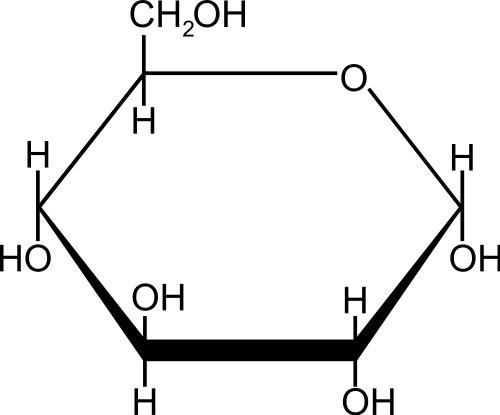 molecola-glucosio Zuccheri o carboidrati o glicidi