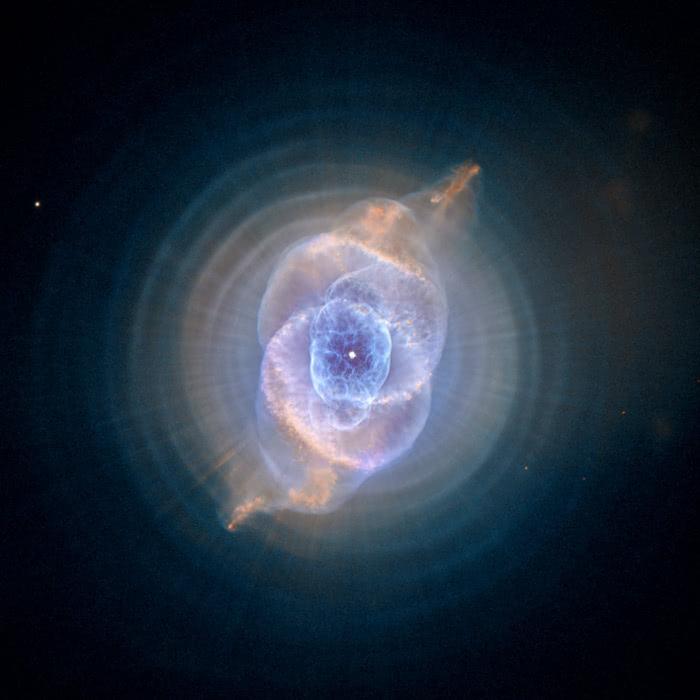nebulosa-occhio-di-gatto Le nebulose